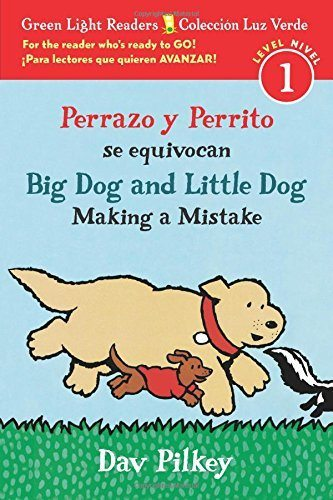 Perrazo y Perrito se equivocan/Big Dog and Little Dog Making a Mistake