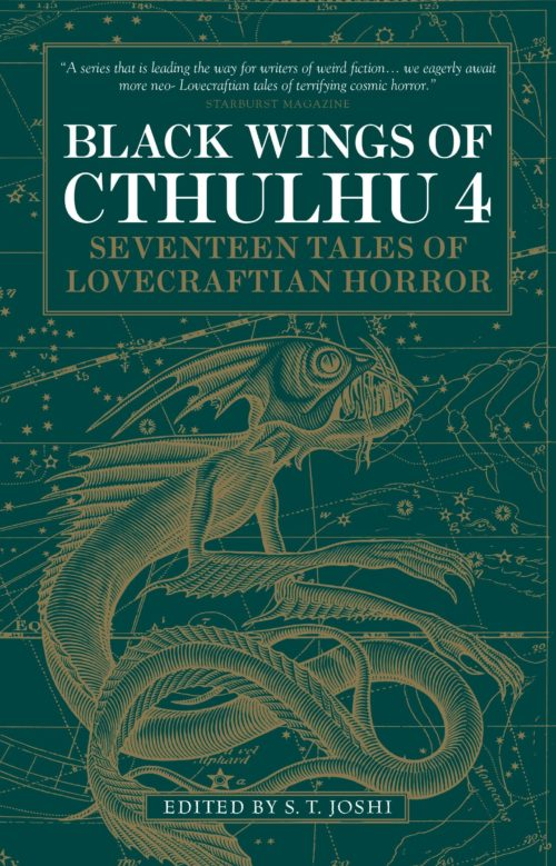 Black Wings of Cthulhu (Volume Four)