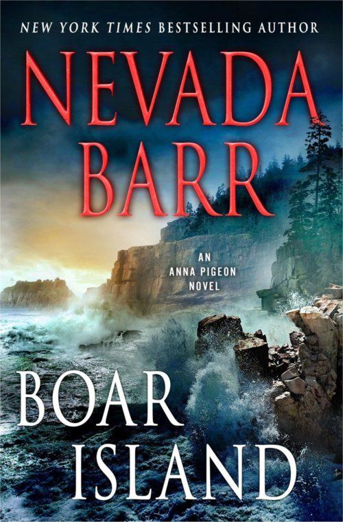 Boar Island (Anna Pigeon Mysteries)