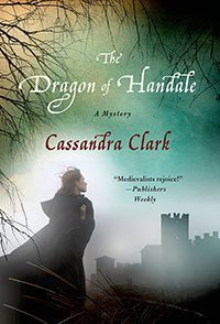 The Dragon of Handale: A Mystery (Abbess Hildegard of Meaux)