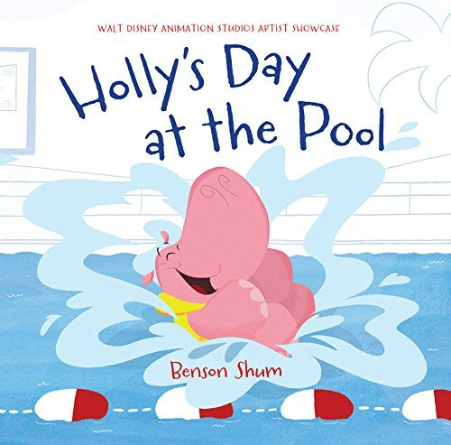 Holly's Day at the Pool: A Walt Disney Animation Studios Artist Showcase