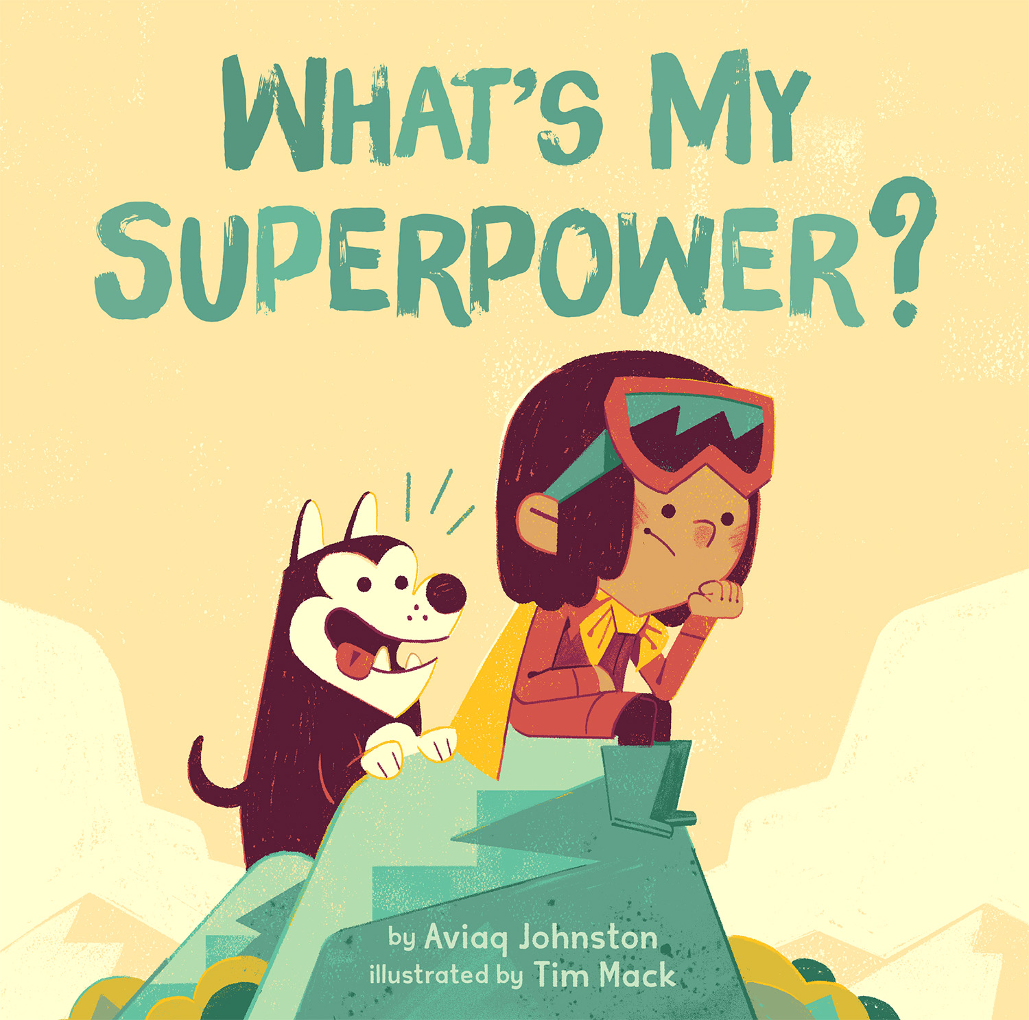 What's My Superpower?