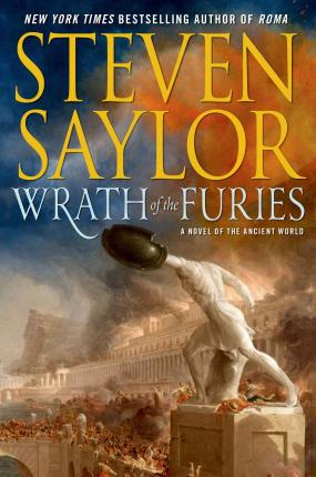 Wrath of the Furies: A Novel of the Ancient World (Novels of Ancient Rome)